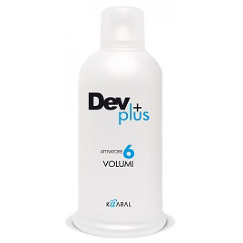 Kaaral Dev Plus Универсальный окислитель 6 Vol. 1.8% 120 мл.