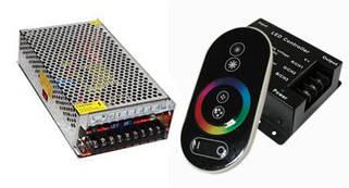 Блоки питания, инвертора, контроллеры, усилители