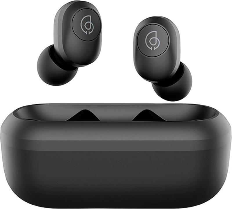 Bluetooth-гарнітура Xiaomi Haylou GT2S Bluetooth Black Навушники