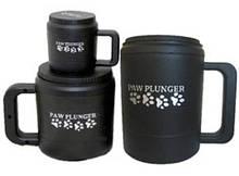 Paw Plunger ЛАПОМОЙКА для собак від 30кг і вище (чорна)