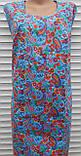 Платье без рукава 58 размер Огурцы, фото 3