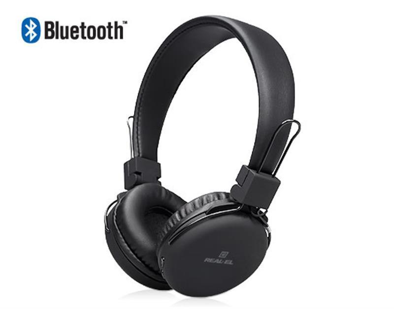 Гарнітура Bluetooth REAL-EL GD-840 Black