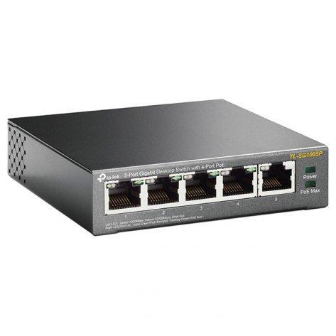 Комутатор TP-Link TL-SG1005P