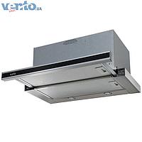 Ventolux Garda 60 X/BG (1000) EU встраиваемая, телескопическая кухонная вытяжка, нержавеющая сталь / стекло