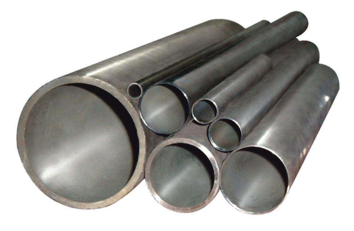 Труба нержавеющая круглая 52x2.0 tig, сталь 0, Длина 6м