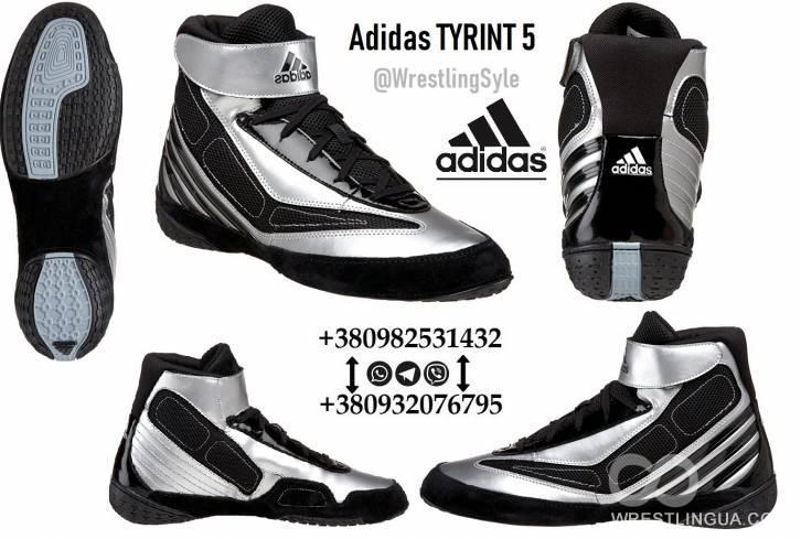 Борцовки, взуття для боксу Adidas TYRINT 5. Оригінал