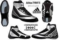 Борцовки, взуття для боксу Adidas TYRINT 5. Оригінал, фото 1