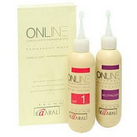 Kaaral Online Permanent Wave Перманент для нормальных волос 100+100 мл.