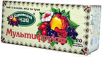 "Чай фруктовый Карпатський ""Мультифрукт"" 20пак."