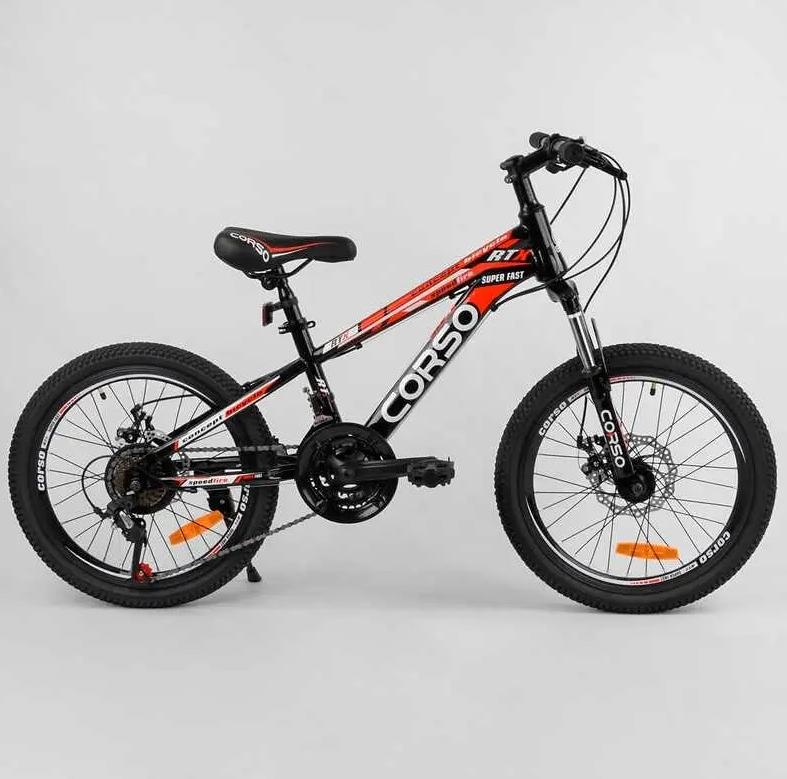"""Велосипед cпортивный CORSO 20"""" 95461"""