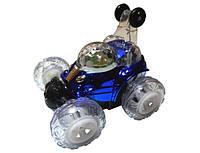 Машинка перевертыш на радиоуправлении мини Cool Lamp