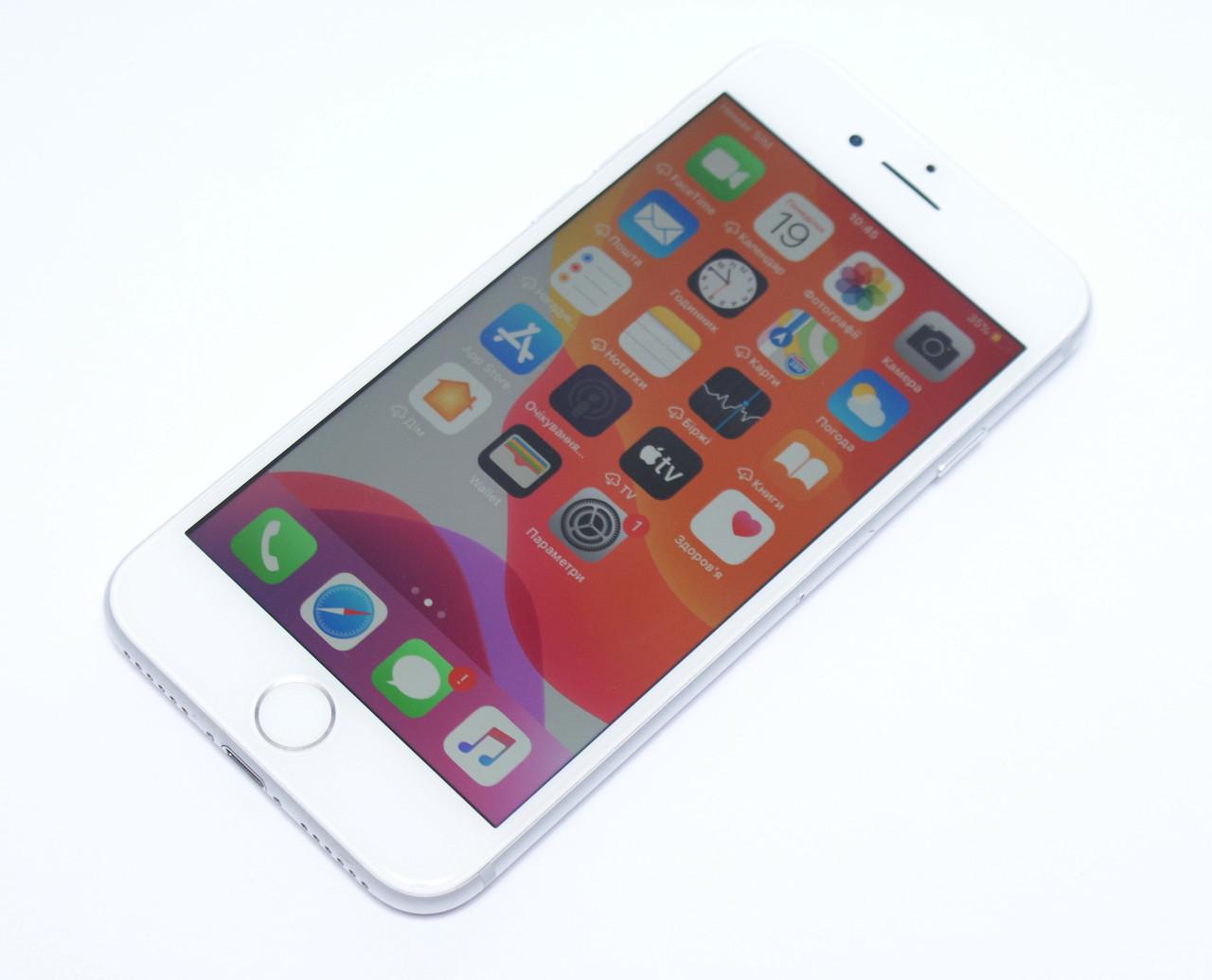Apple iPhone 7 32GB Silver Neverlock A1778