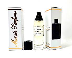 Мужской аромат Aqua Black Morale Parfums (Аква Блэк Морал Парфюм) 30 мл