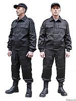 Спецодежда для охраны, костюмы для охранников