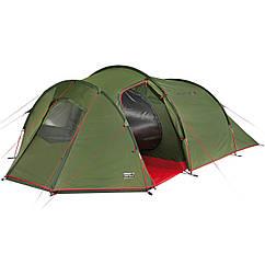 Палатка High Peak Goshawk 4 Pesto/Red (10307)
