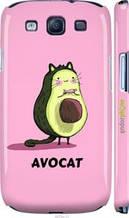 """Чохол на Galaxy S3 Duos I9300i Avocat """"4270c-50-2448"""""""