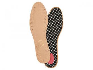 Стельки для обуви кожаные Yourstep 36-37р