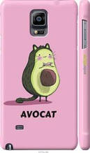 "Чехол на Samsung Galaxy Note 4 N910H Avocat ""4270c-64-2448"""