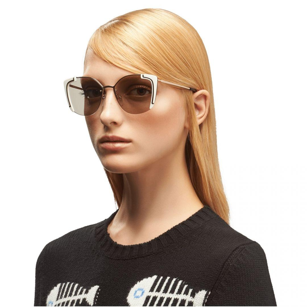 Женские очки солнцезащитные Бабочка Marco Venturi 877 c05