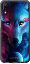 "Чехол на Meizu E3 Арт-волк ""3999u-1518-2448"""