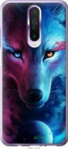 "Чехол на Xiaomi Redmi K30 Арт-волк ""3999u-1836-2448"""