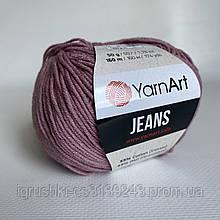 YarnArt Jeans (ярнарт джинс) 65 Фрез