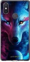 "Чехол на Xiaomi Mi8 SE Арт-волк ""3999u-1504-2448"""