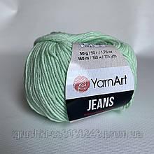 YarnArt Jeans (ярнарт джинс) 79 Тиффани