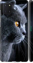 "Чохол на Samsung Galaxy Note 10 Lite Красивий кіт ""3038c-1872-2448"""