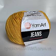 YarnArt Jeans (ярнарт джинс) 35 Мед