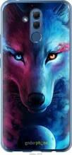 """Чехол на Huawei Mate 20 Lite Арт-волк """"3999u-1575-2448"""""""