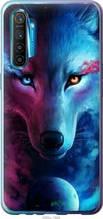 """Чехол на Realme XT Арт-волк """"3999u-1868-2448"""""""