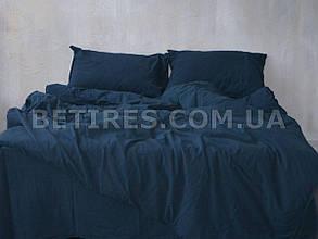 Набір (підковдра+наволочка) 160x220 LIMASSO DRESS BLUE STANDART синій