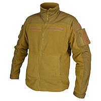 Кофта флисовая MFH Combat Tan, фото 1