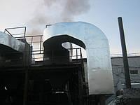 Теплоизоляция газоходов