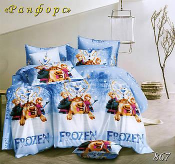 Полуторное постельное белье Тет-А-Тет 867