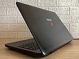 Ігровий Ноутбук Asus ROG + Core i7 + Відеокарта 4 ГБ+ DDR3 8GB + SSD 500, фото 3