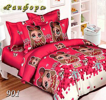 Полуторное постельное белье Тет-А-Тет 901