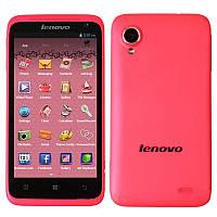 Lenovo S720. Android 4.0.4,2х-ядерный,4,5 дюйма,камера 8Мп.
