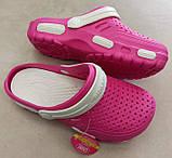САБО ЖІНОЧІ GIPANIS CD 48 Рожево-білі, фото 6