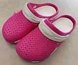 САБО ЖЕНСКИЕ GIPANIS CD 48 Розово-белые, фото 4