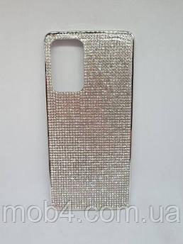 Силіконовий чохол накладка Камені Стрази для Samsung Galaxy A52