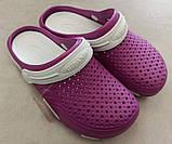 САБО ЖІНОЧІ GIPANIS CD 48 Фиолето-білі, фото 3