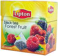 "Чай черный Lipton ""Форест Фрукт"" 20пір"