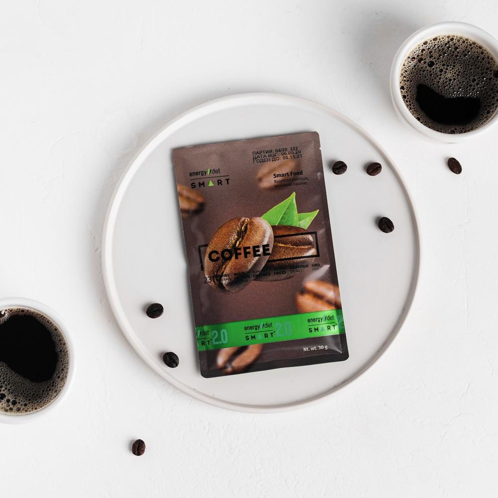 Поштучно Energy Diet Smart Кави швидко схуднути без дієт збалансоване харчування смарт енерджі коктейль