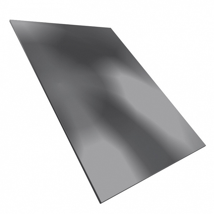 Лист нержавіючий гарячекатаний 1500х3000х6, сталь AISI 304/304L