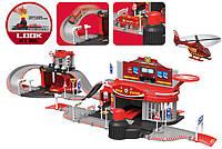 Дитячий ігровий паркінг Пожежна станція, фото 1
