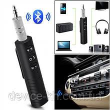 Bluetooth-приймач BT-801 Audio адаптер AUX 3.5 mm Блютуз 4.1 для навушників/колонок/авто