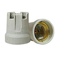 Патрон керамический Е-27