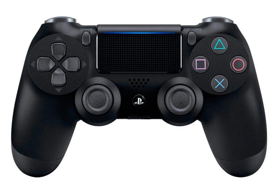 Джойстик DualShock 4 для Sony PS4 V2 чорний